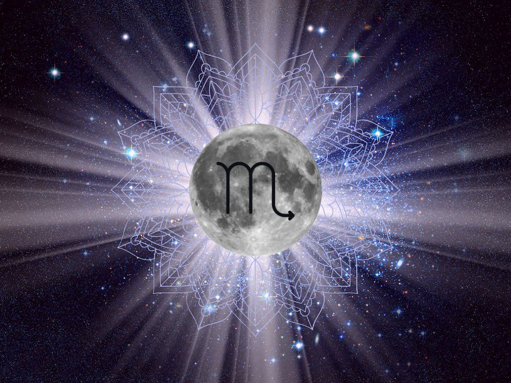 Scorpio Super Full Moon May 2020 - Forever Conscious