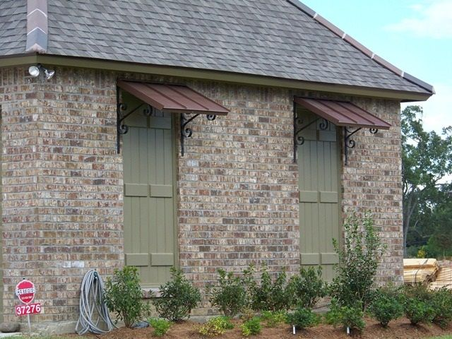 Copper Front Door Awning Awnings 150x150 Outdoor Areas