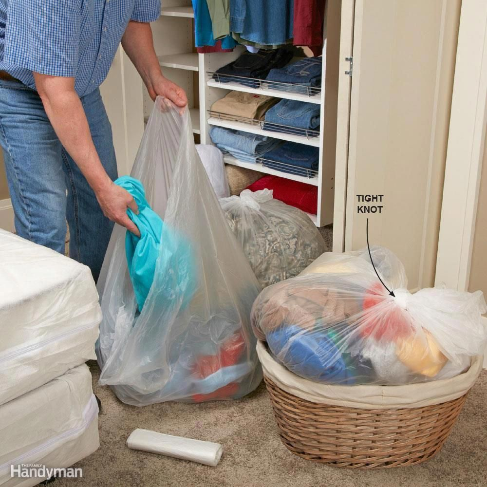 Bag and Wash Clothes and Bedding bedbugpestcontrol