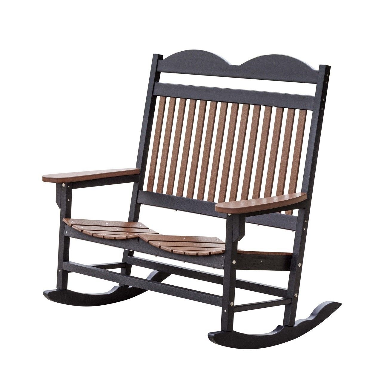 17 Colors Double The Fun In This Rocker For 2 The Perfect Rocking Chair The Ideal Chair For Your M Double Rocking Chair Rocker Chairs Outdoor Rocking Chairs
