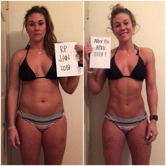 20 fitness mujer antes y despues ideas