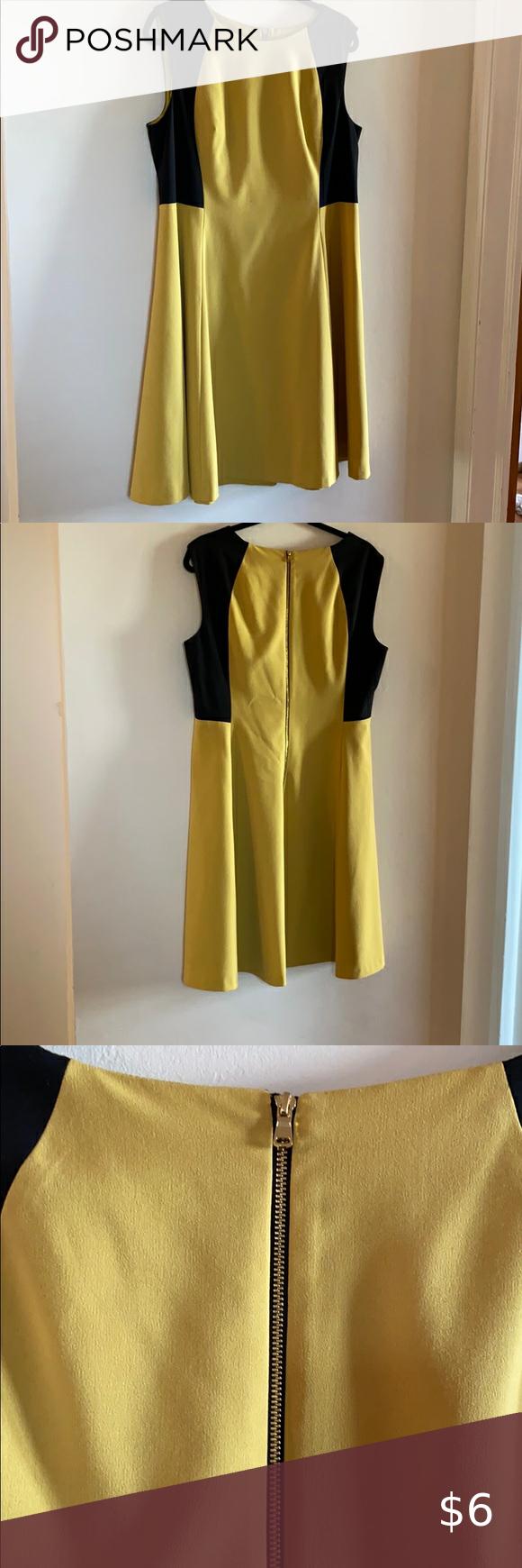 Chartreuse Nine West Dress Wedding Guest Dress Clothes Design Guest Dresses [ 1740 x 580 Pixel ]