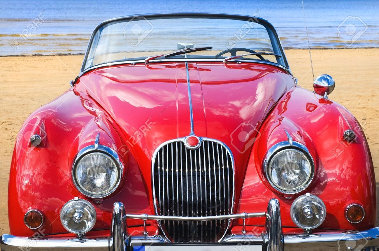 old car on the beach - Google Search | Watercolor | Pinterest ...