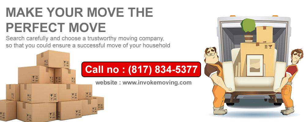 Get efficient \u0027packing and moving services\u0027 of the most trustworthy