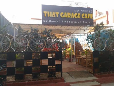 Thatgaragecafe Pitstop For Foodies And Bike Lovers Address 167 27th Main Road Sector 2 Parangi Palaya Sector 2 Hsr Layout B Garage Cafe Cafe Restaurant Cafe