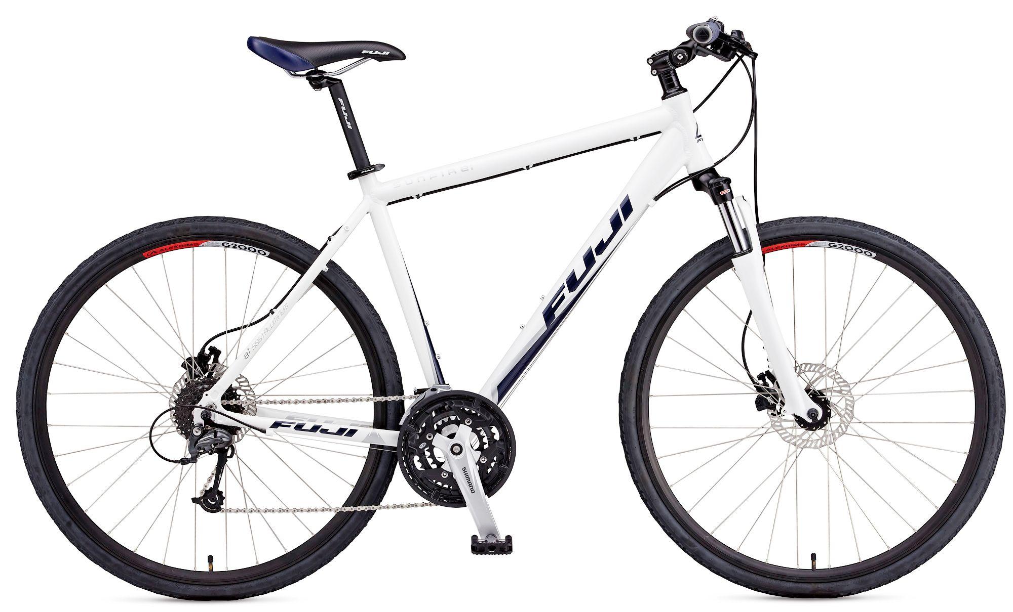 Fuji Sunfire 2 Jpg 2000 1210 With Images Hybrid Bike
