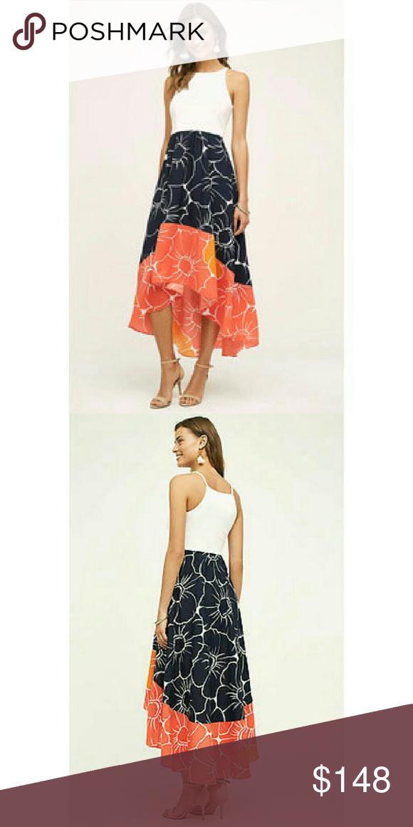 e438c161b741 Hutch Anthropologie Peachy High Low dress XS Brand new with tag Hutch  Peachy High Low dress