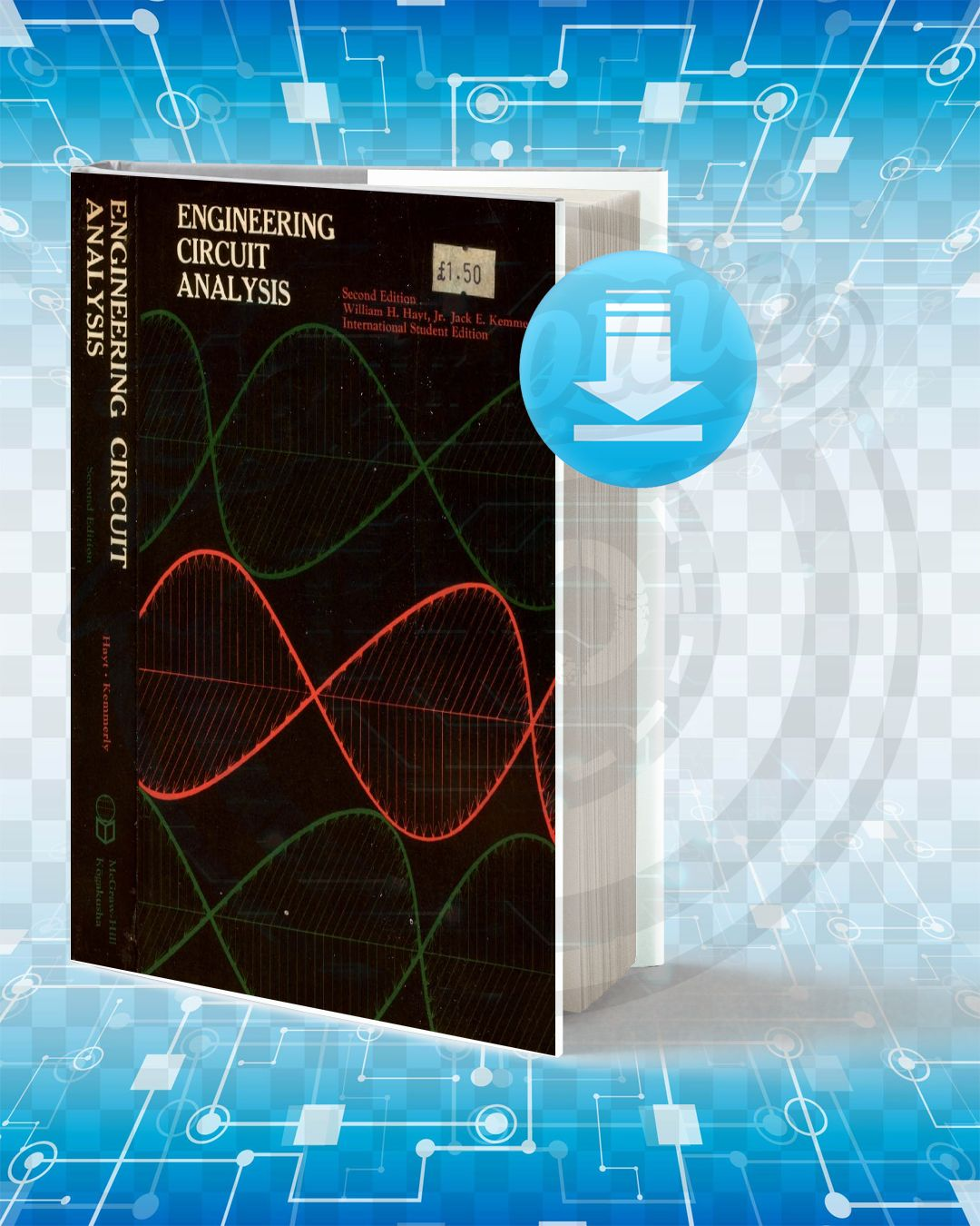 Download Engineering Circuit Analysis Engineering Robotics Books Circuit