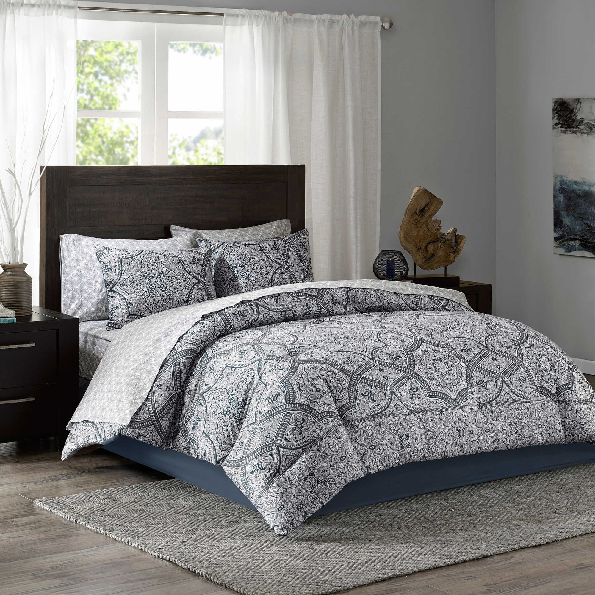 Tanami forter Set in Blue Grey Bedding Ideas Pinterest