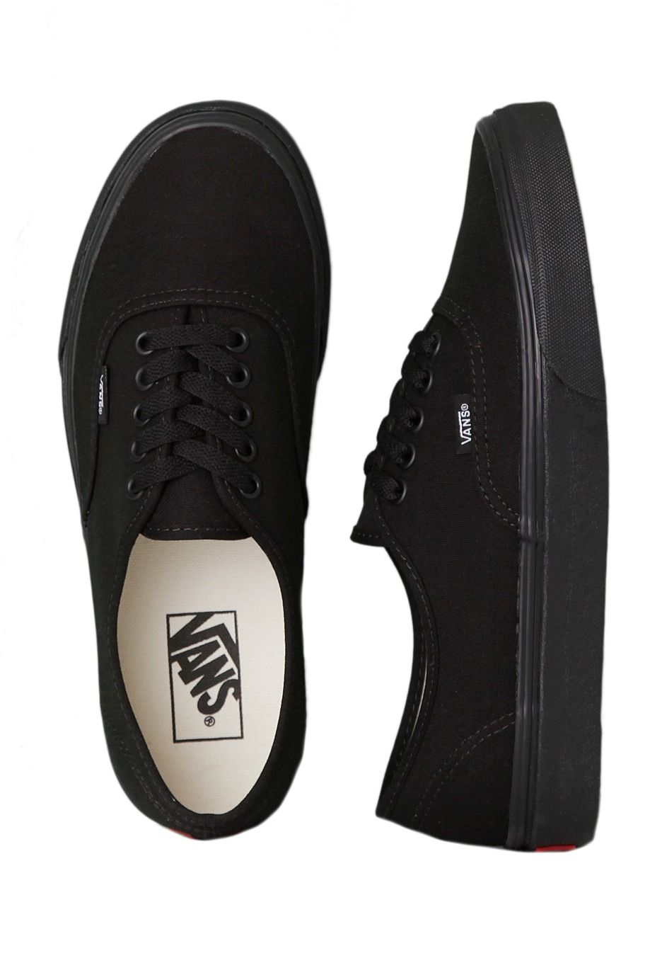 Can i buy vans for cheap mens vans slip on shoes vans on the wall - Order Vans Authentic Black Black Girl Shoes By Vans For At The Impericon Uk Online Shop For An Affordable Price