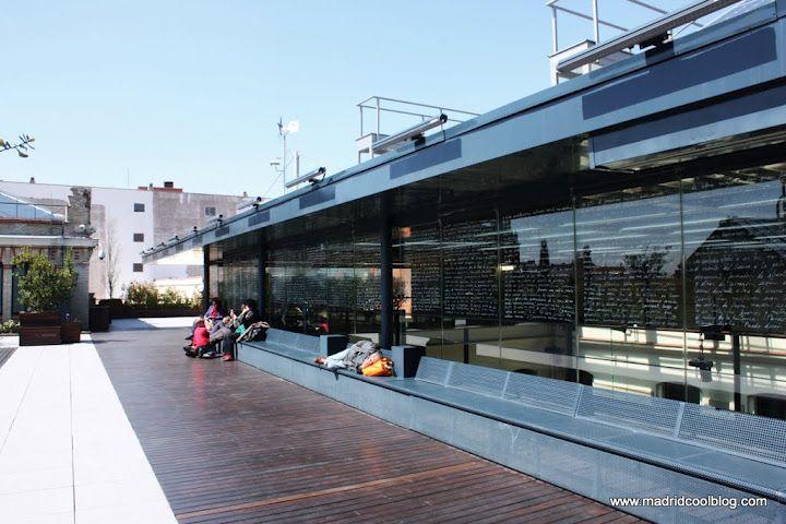 La Casa Encendida Cultura Y Terraza En Lavapiés Terraces