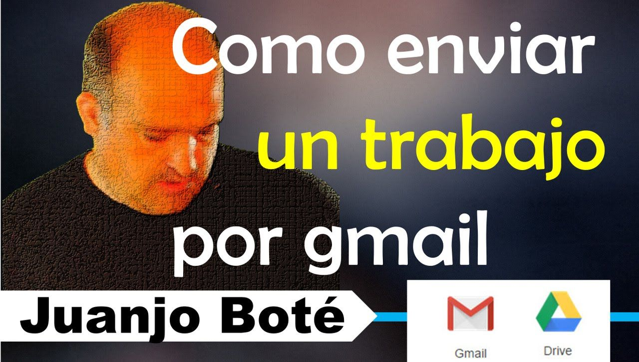 Como Enviar Trabajos por #Gmail En este #video, puedes descubrir como #enviar  trabajos por #correoelectronico por #GMAIL.  In this videos you may discover how you may send videos by #email from #Gmail #how-to #video