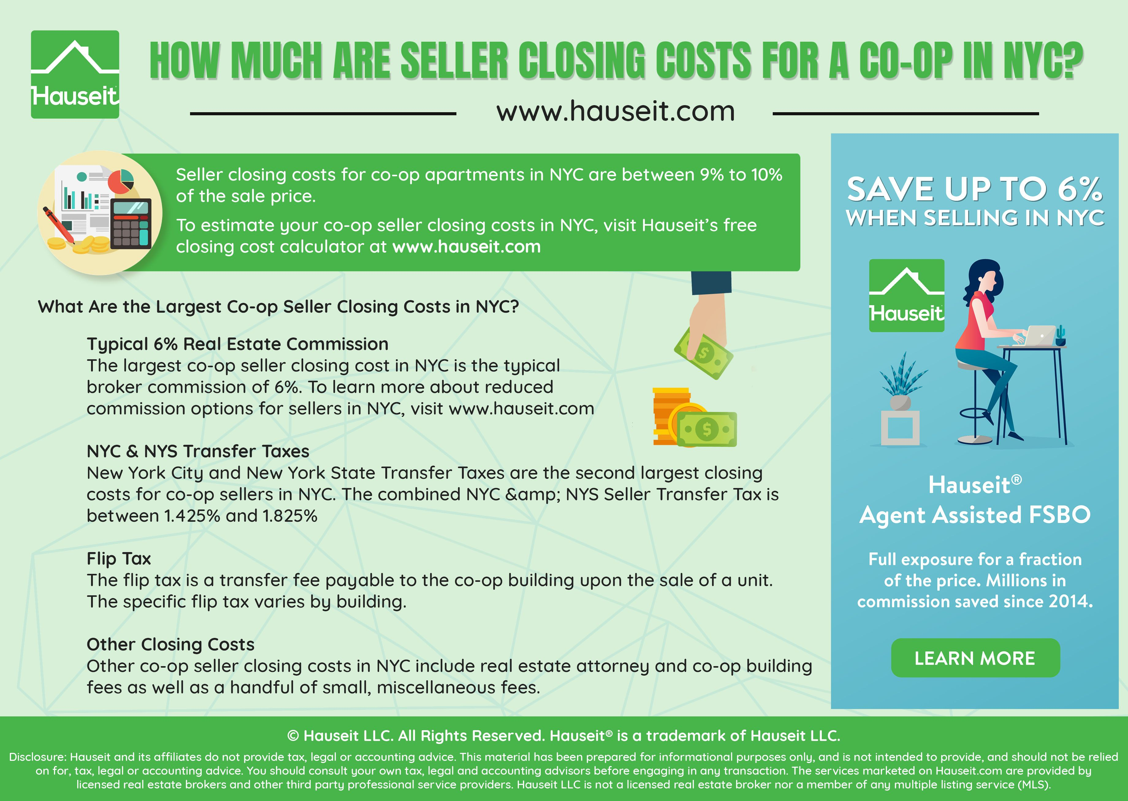 Nyc Coop Closing Costs Seller Hauseit Closing Costs Nyc Cost
