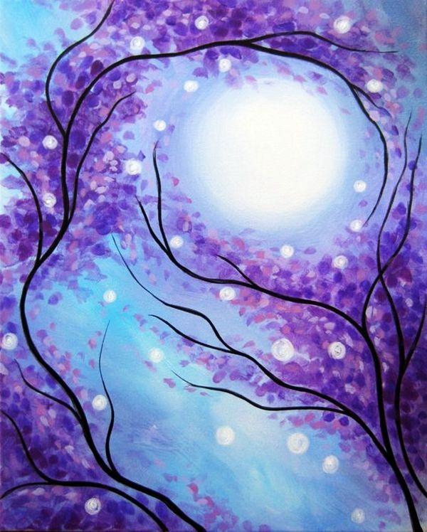 30 Best Acrylic Painting Ideas For Beginners | Acrylics, Acrylic ...