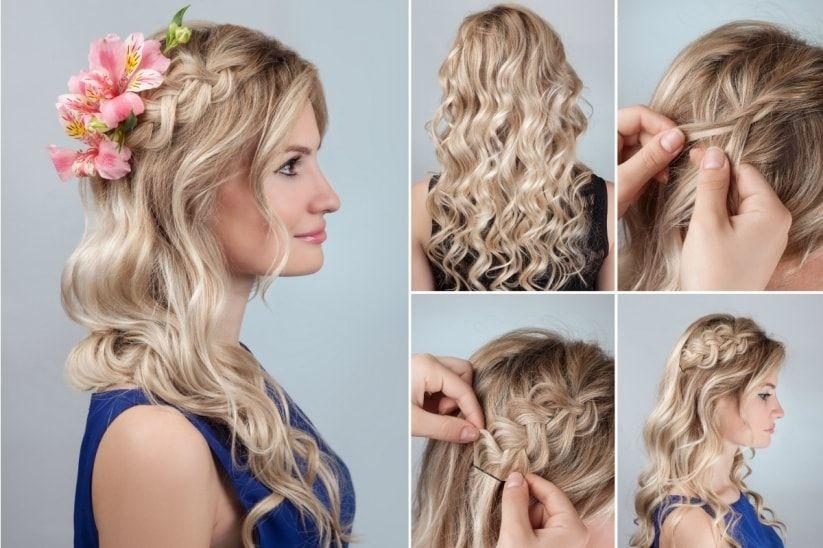 10 peinados de trenzas modernas que querrás mostrarle a tu estilista