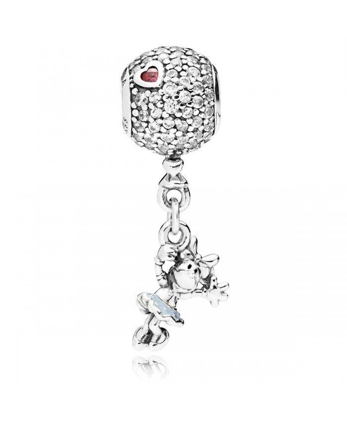 Pandora Disney Floating Minnie Dangle Charm Sale Clearance ...