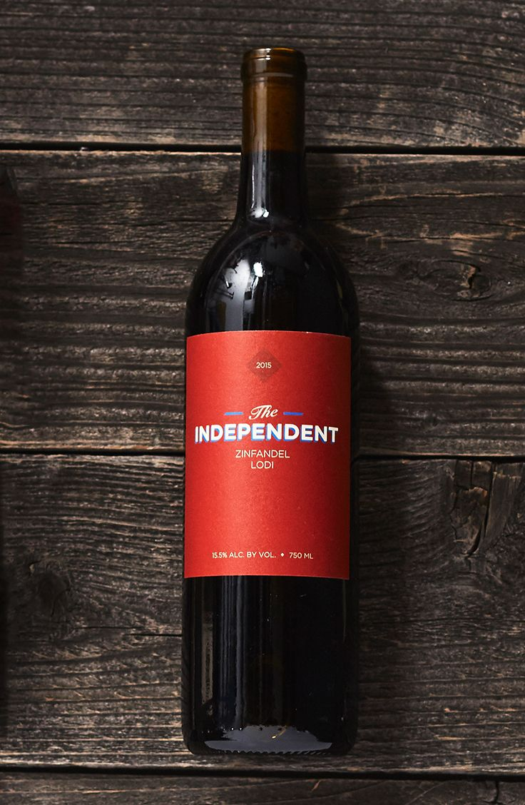 2015 Independent Zinfandel Lodi California Bold And Fruit Forward With Juicy Aromas Flavors Of Fresh Cherry And Straw Wine Club Membership Wine Wine Clubs
