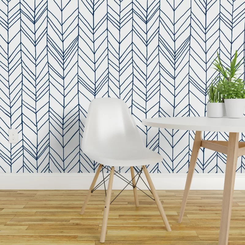 Ivy Bronx Whittaker Removable Peel And Stick Wallpaper Panel Wayfair Ca Removable Wallpaper Peel And Stick Wallpaper Wallpaper Panels