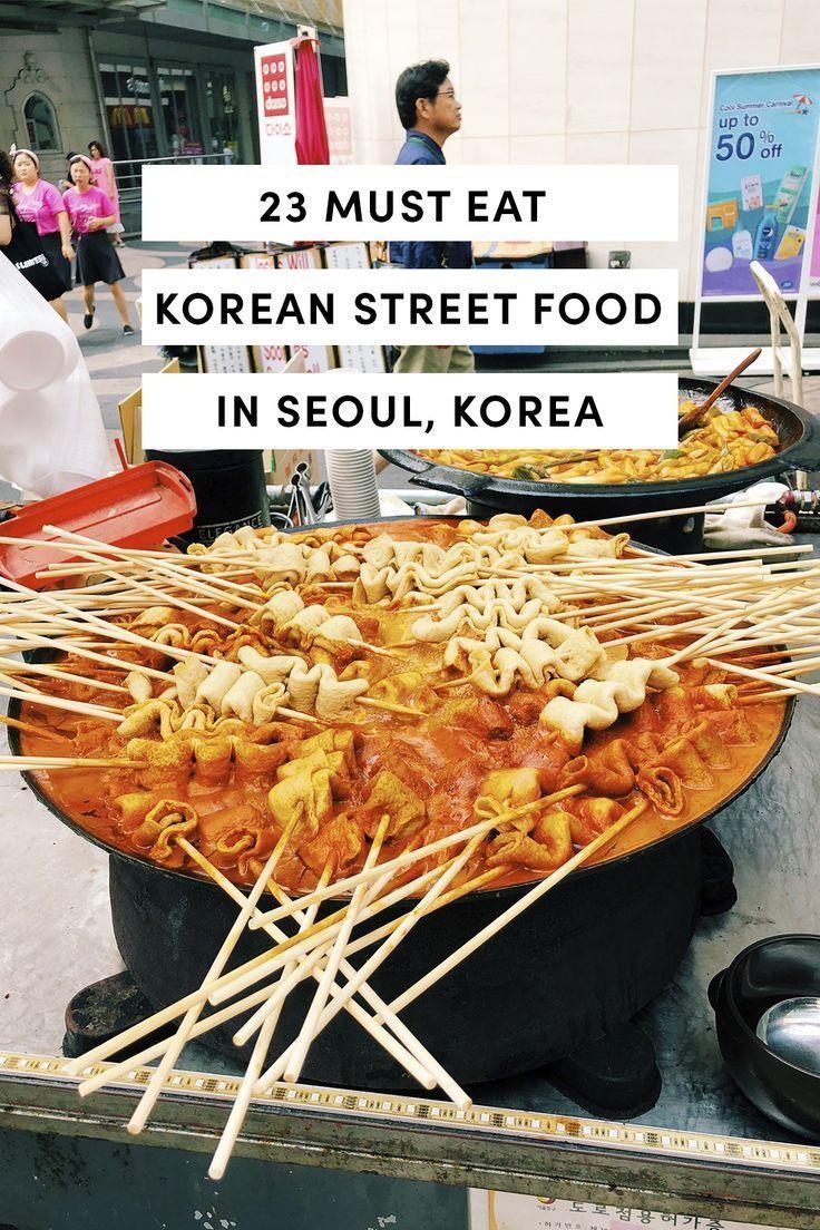 15 Muss Korean Street Food In Seoul, Korea Essen   - Travel (Seoul, South Korea) -   #Essen #Food #Korea #Korean #muss #Abnehmen #chinese food #essen #essen ideen #food #food ideas #italian food #Korea #Korean #korean food #mexican food #muss #Seoul #South #Street #travel