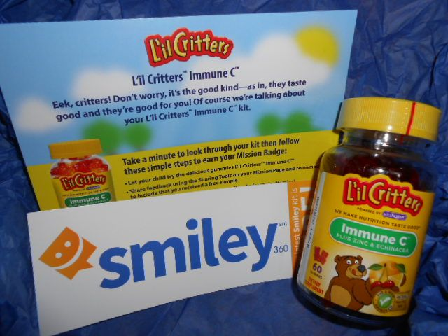 #LilCritters #FreeSample