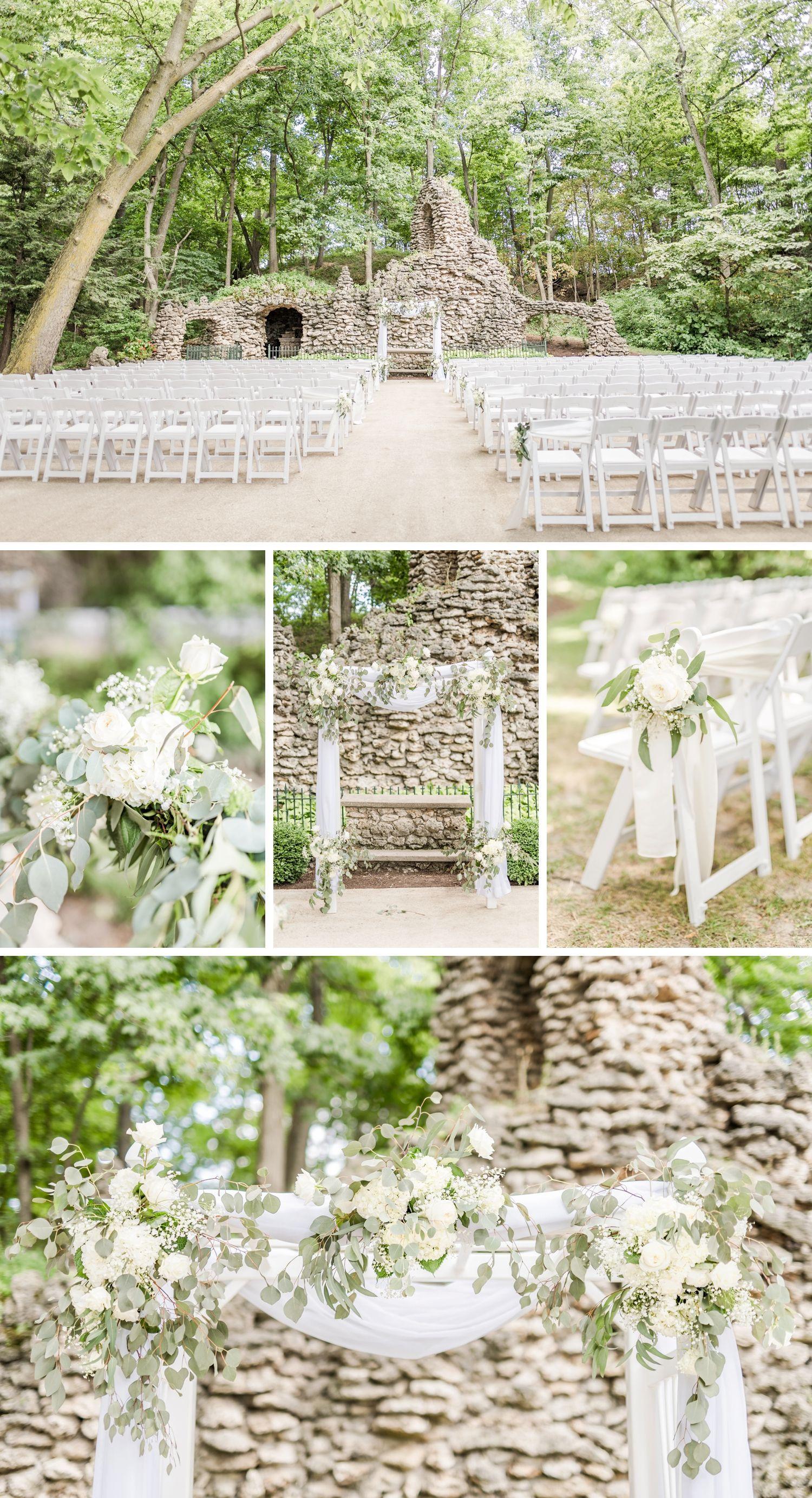 Wedding At Nazareth Hall In Grand Rapids Ohio Raegen Alex
