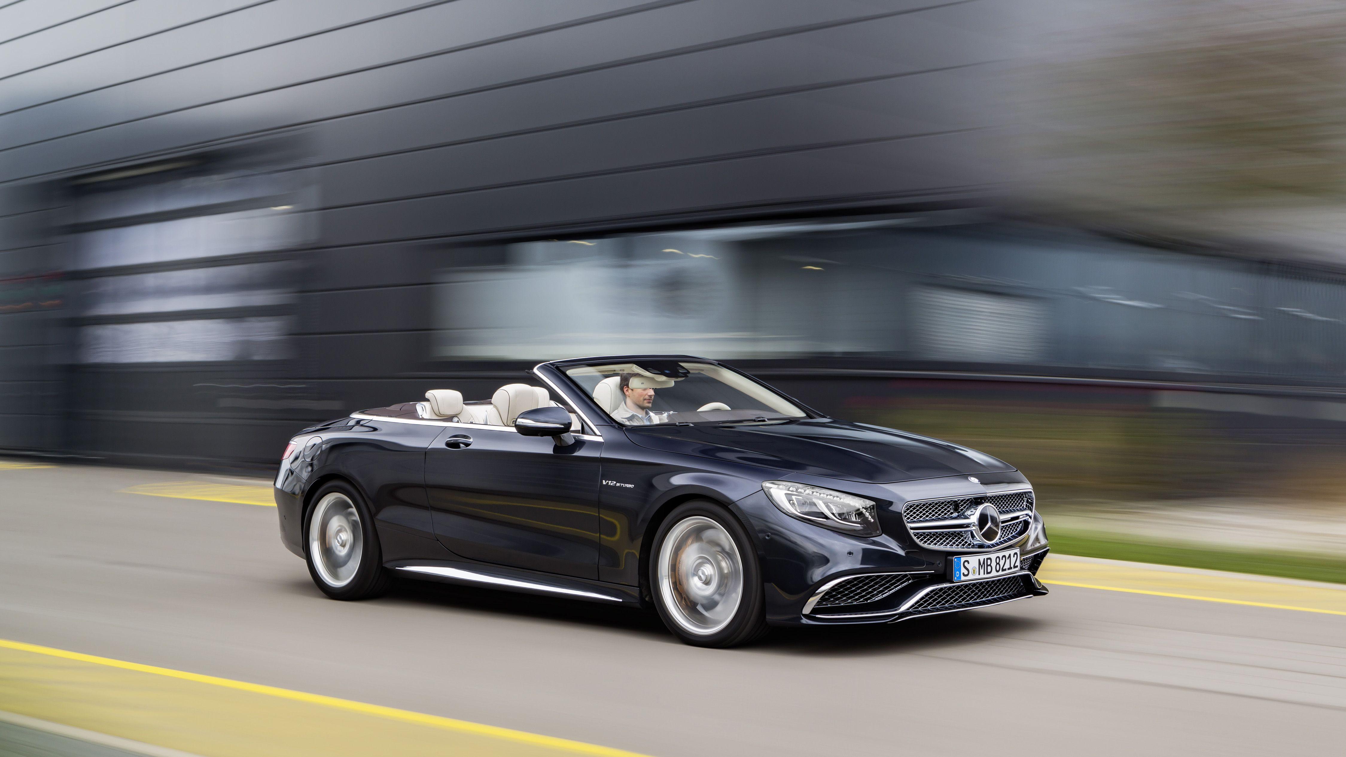 Mercedes-Benz AMG S 65 Cabriolet 2015
