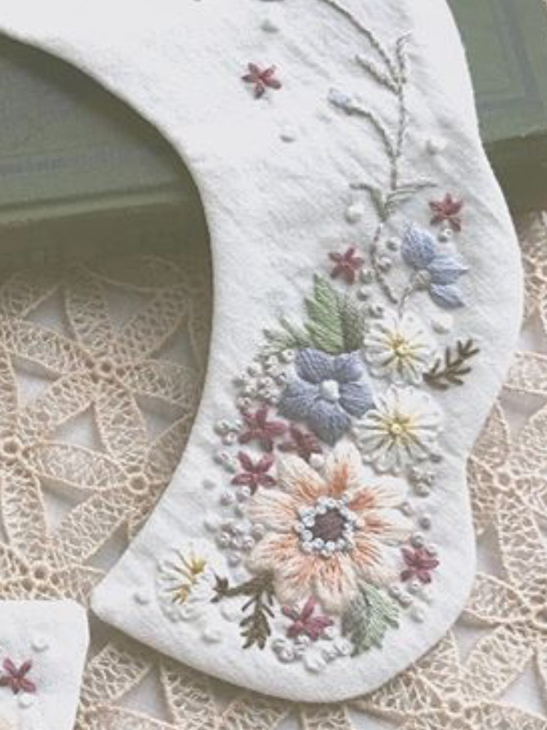 Pin de Yazgül Güncan en kasnak | Pinterest | Bordado, Sencillo y Flores