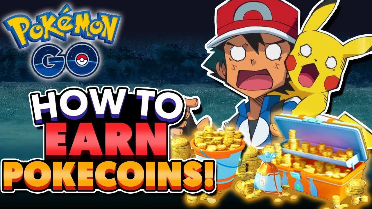 Ready to earn some pokecoins heres how it works