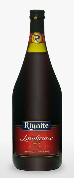 Lambrusco red wine my favorite yummy so sweet!