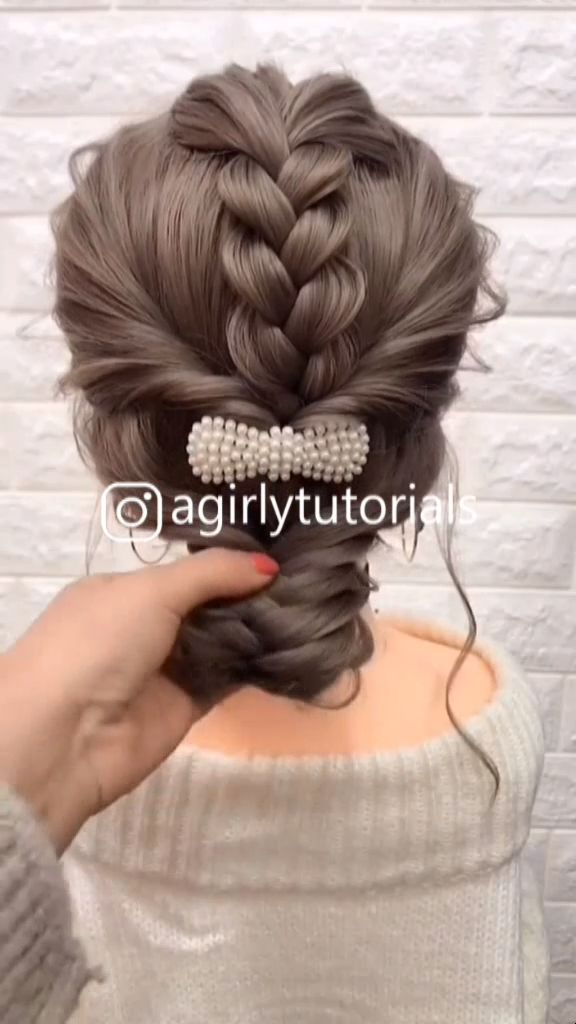 Photo of Top 10 Hairstyles For Girls 2020 Part 1