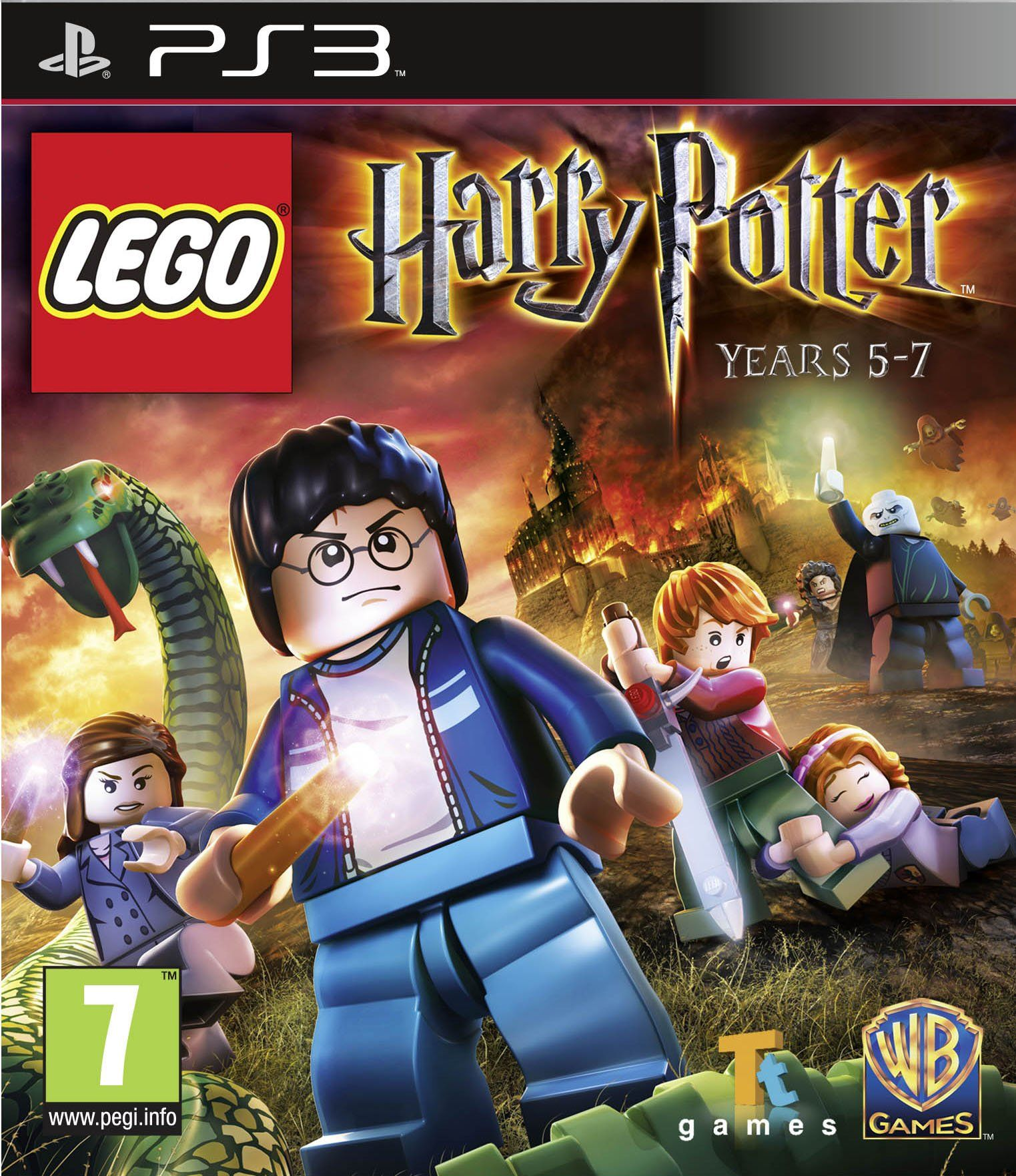 lego harry potter wii 5 7