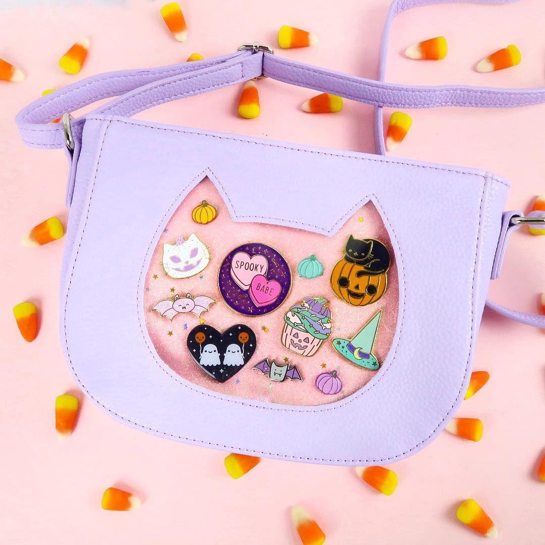Enamel Pin Display Bag