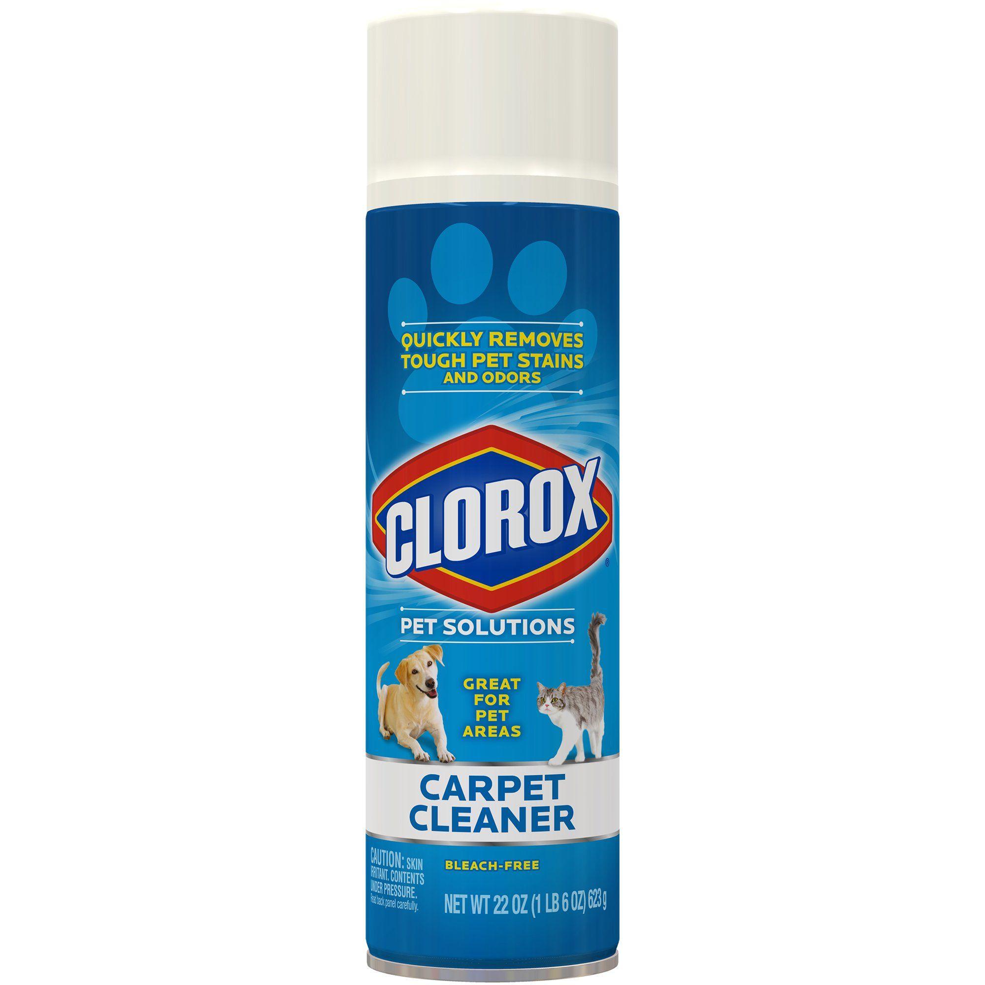 Clorox Carpet Cleaner Aerosol 22 Fl Oz Carpet Cleaners Best