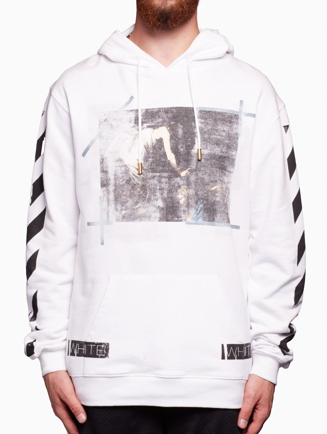 TOPWEAR - Sweatshirts White* Browse High Quality Online Cheap Sale Outlet aeOM9CM