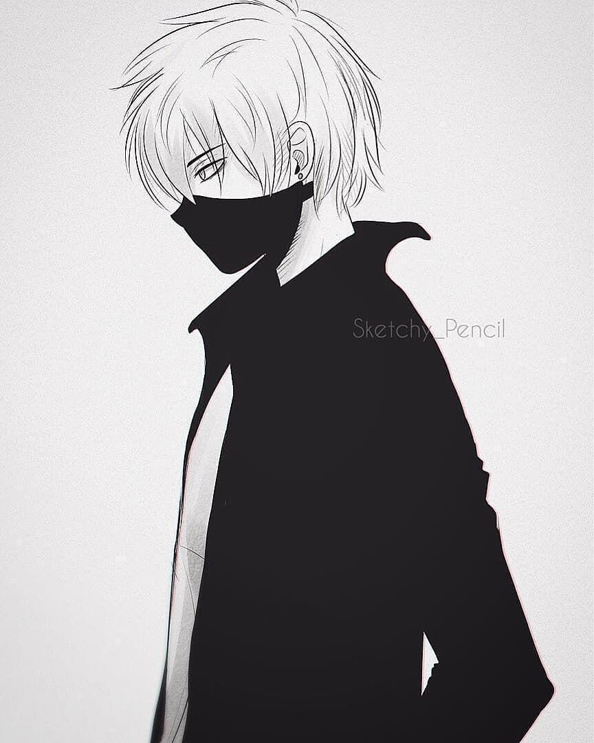 Feel Bad Alone Anime Manga Feel Sadness Art Cosplay Anime Boy Sketch Cute Anime Guys Best Profile Pictures