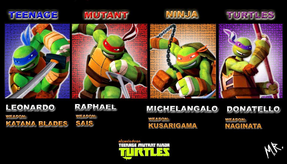 Teenage Mutant Ninja Turtles 2012 Tv Series Gallery Ninja Turtles Mutant Ninja Turtles Teenage Mutant Ninja