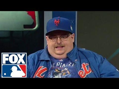 Mets superfan Frank Fleming joins MLB Whiparound | FS1