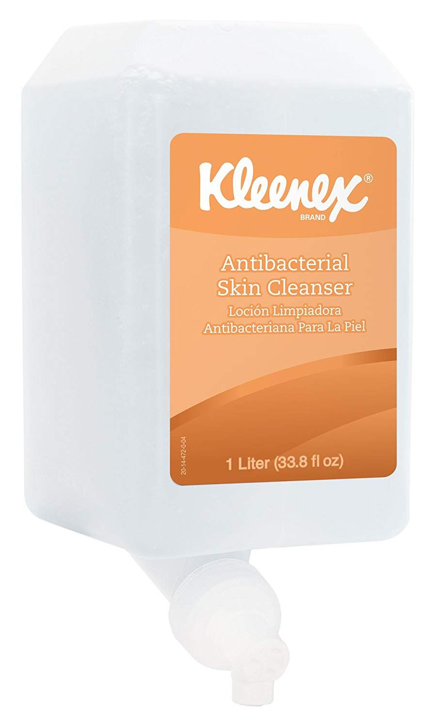 Kimberly Clark Kleenex Antibacterial Skin Cleanser Pack Of 6