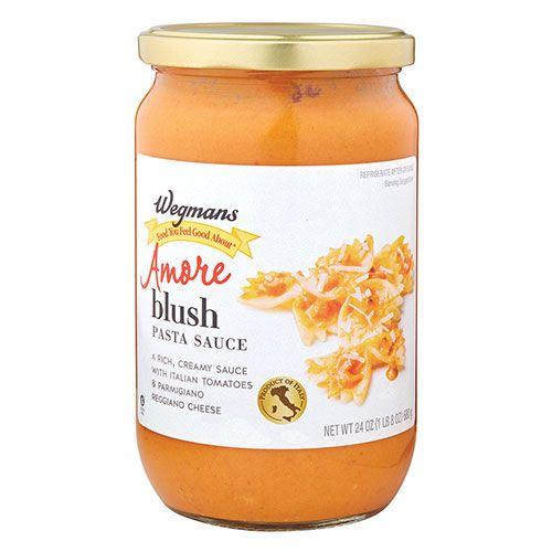 Amore Blush Pasta Sauce Wegmans Wegmans, Grocery foods