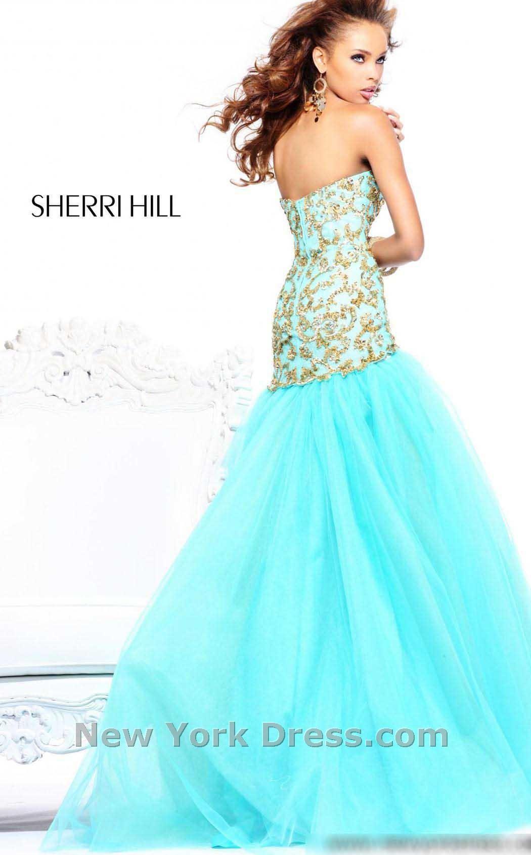 Luxury Sherri Hill 2013 Prom Dresses Model - All Wedding Dresses ...