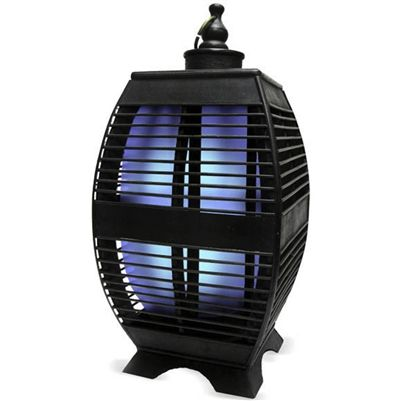 Solar Zen Oval Birdcage with Blue Light. This Solar Zen Birdcage is made from durable bamboo. It is art sculpture by day - light by night. Unique internal solar module for a clean, neat, sophisticated look. #lantern #birdcage #solar