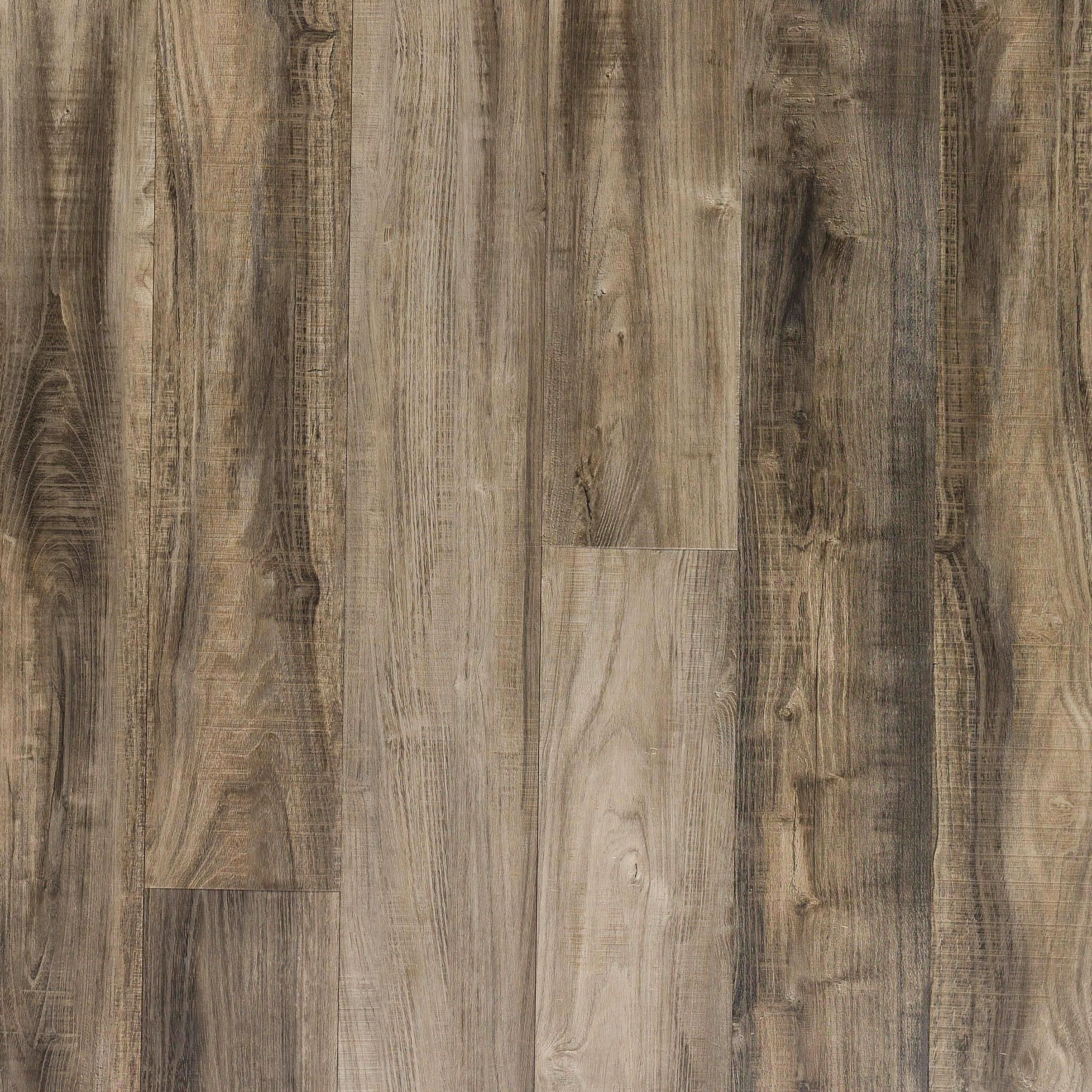 6 5mm Nucore Ombre Gray Rigid Core Luxury Vinyl Plank Cork Back Looks And Feels Like Wood And Tile But Can In 2020 Luxury Vinyl Plank Vinyl Plank Waterproof Flooring