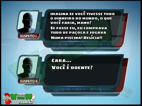 Blog Viiish - Uma conversa entre suspeitos Mais? No bloguinho po! http://www.blogviiish.com.br