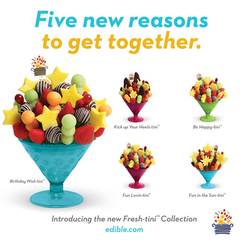 Refreshing and fun! The Freshtini™ Collection has a gift