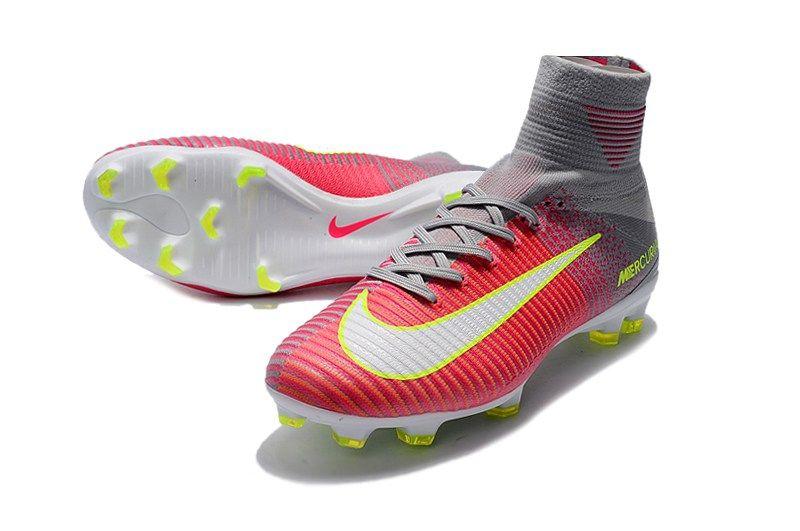 Fotos: Conheça a nova chuteira da Nike