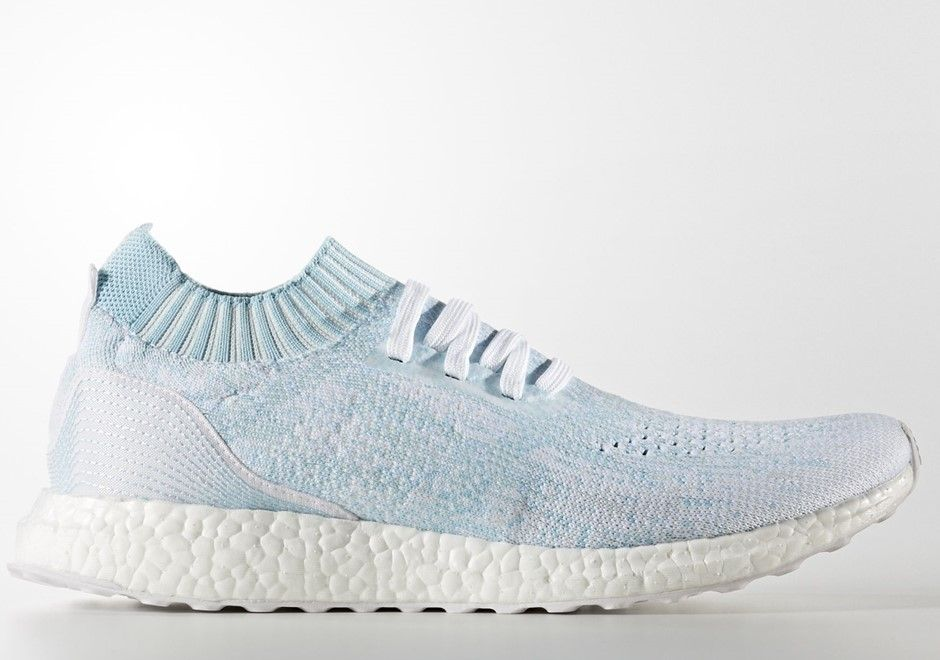 f742b60a49e Parley x adidas Ultra Boost Uncaged Icey Blue Color  Icey Blue   Running  White   Icey Blue Style Code  CP9686 Release Date  June 28
