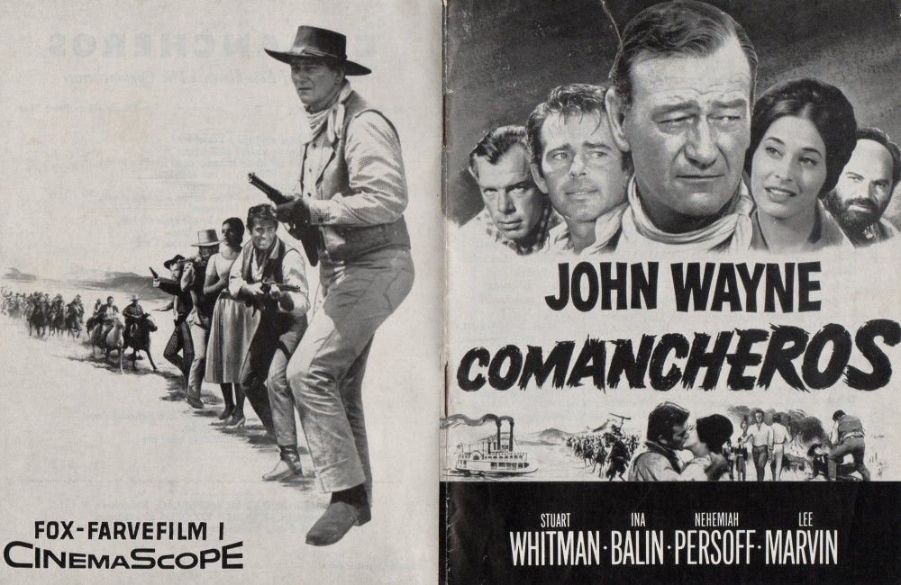 Watch The Comancheros Full-Movie Streaming