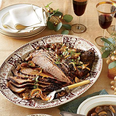 6310275cd9c Brisket with Mushroom-and-Onion Gravy