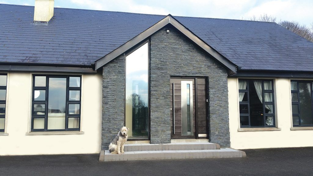 Mark S County Down Extension Modern Bungalow Exterior Bungalow