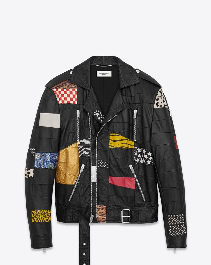 db563159aa Saint Laurent Leather Jacket: discover the selection and shop online on  YSL.com